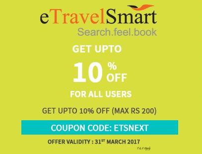 eTravelSmart Sankranthi offer